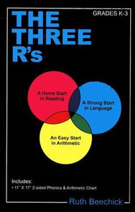 The Three R's- by Ruth Beechick (used-like new) - Little Green Schoolhouse Books