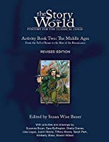 The Story of the World Activity Book Two: The Middle Ages (Bargain Basement) - Little Green Schoolhouse Books
