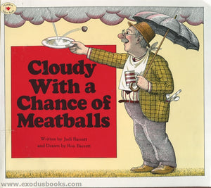 Cloudy with a Chance of Meatballs (Used-Good) - Little Green Schoolhouse Books