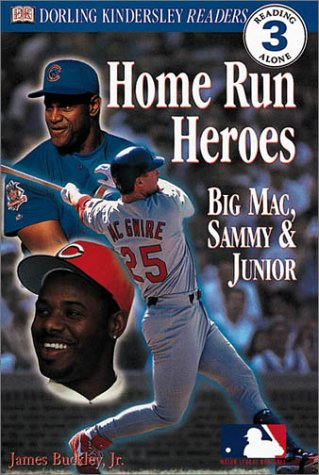 Home Run Heroes: Big Mac, Sammy & Junior (Used) - Little Green Schoolhouse Books