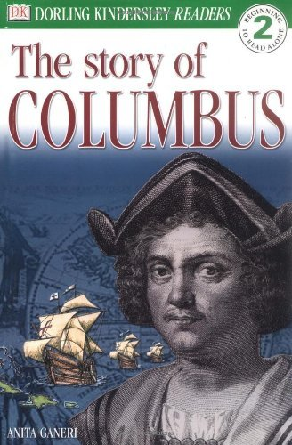 The Story of Columbus - DK Reader level 2 (Used) - Little Green Schoolhouse Books