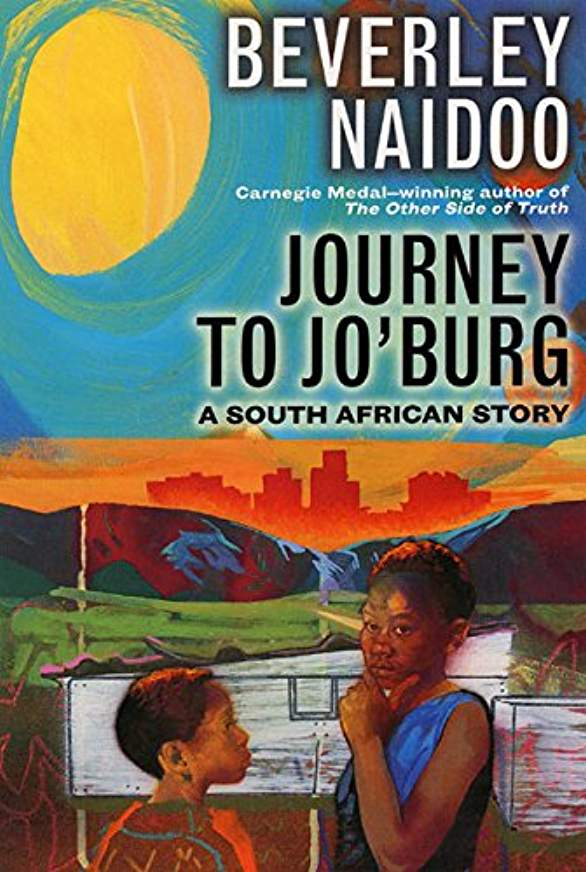 Journey to Jo'Burg a South Africa Story By Beverley Naidoo (Used) - Little Green Schoolhouse Books