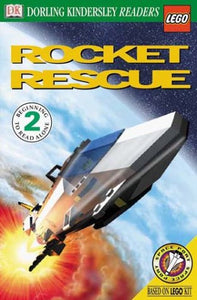 Rocket Rescue - DK Reader Level 2 (Used) - Little Green Schoolhouse Books