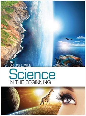 Science in the Beginning (Used-Like New)