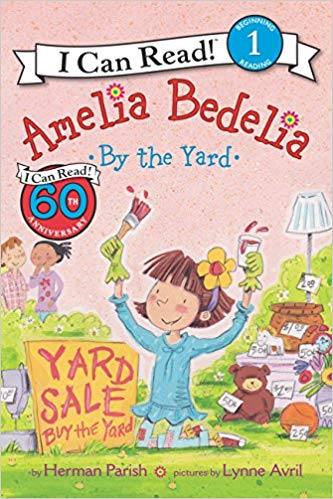 Amelia Bedelia By the Yard by Herman Parish (Used-Good) - Little Green Schoolhouse Books