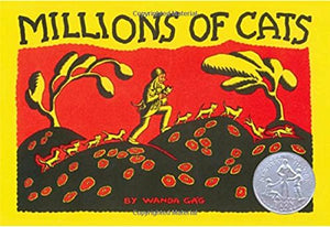 Millions of Cats (Used) - Little Green Schoolhouse Books