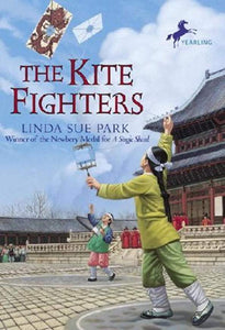 The Kite Fighters By Linda Sue Park (Used) - Little Green Schoolhouse Books