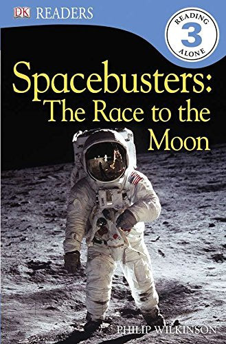 Spacebusters: The Race to the Moon (Used) - Little Green Schoolhouse Books