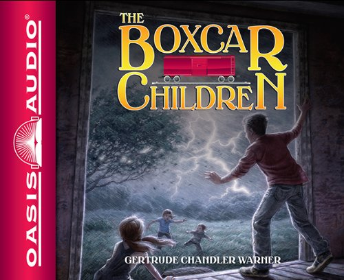 The Boxcar Children Audio CD Book 1 (New) - Little Green Schoolhouse Books