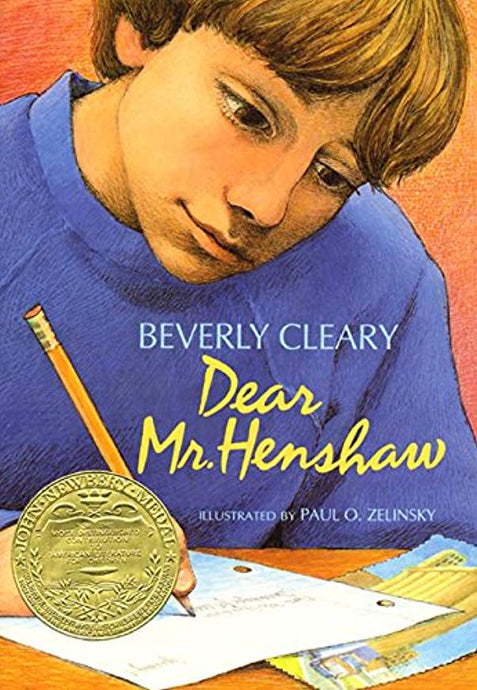 Dear Mr. Henshaw by Beverly Clearly (Used-Like New) - Little Green Schoolhouse Books