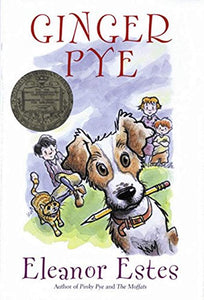 Ginger Pye By Eleanor Estes (Used) - Little Green Schoolhouse Books