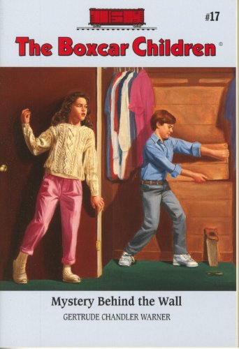 Mystery Behind the Wall (The Boxcar Children book 17) (Used) - Little Green Schoolhouse Books