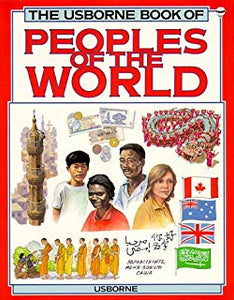 The Usborne Book of People of the World (Used) - Little Green Schoolhouse Books