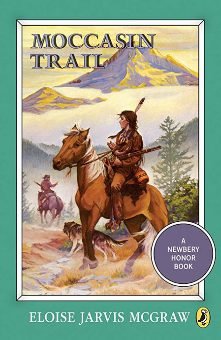 Moccasin Trail - Little Green Schoolhouse Books