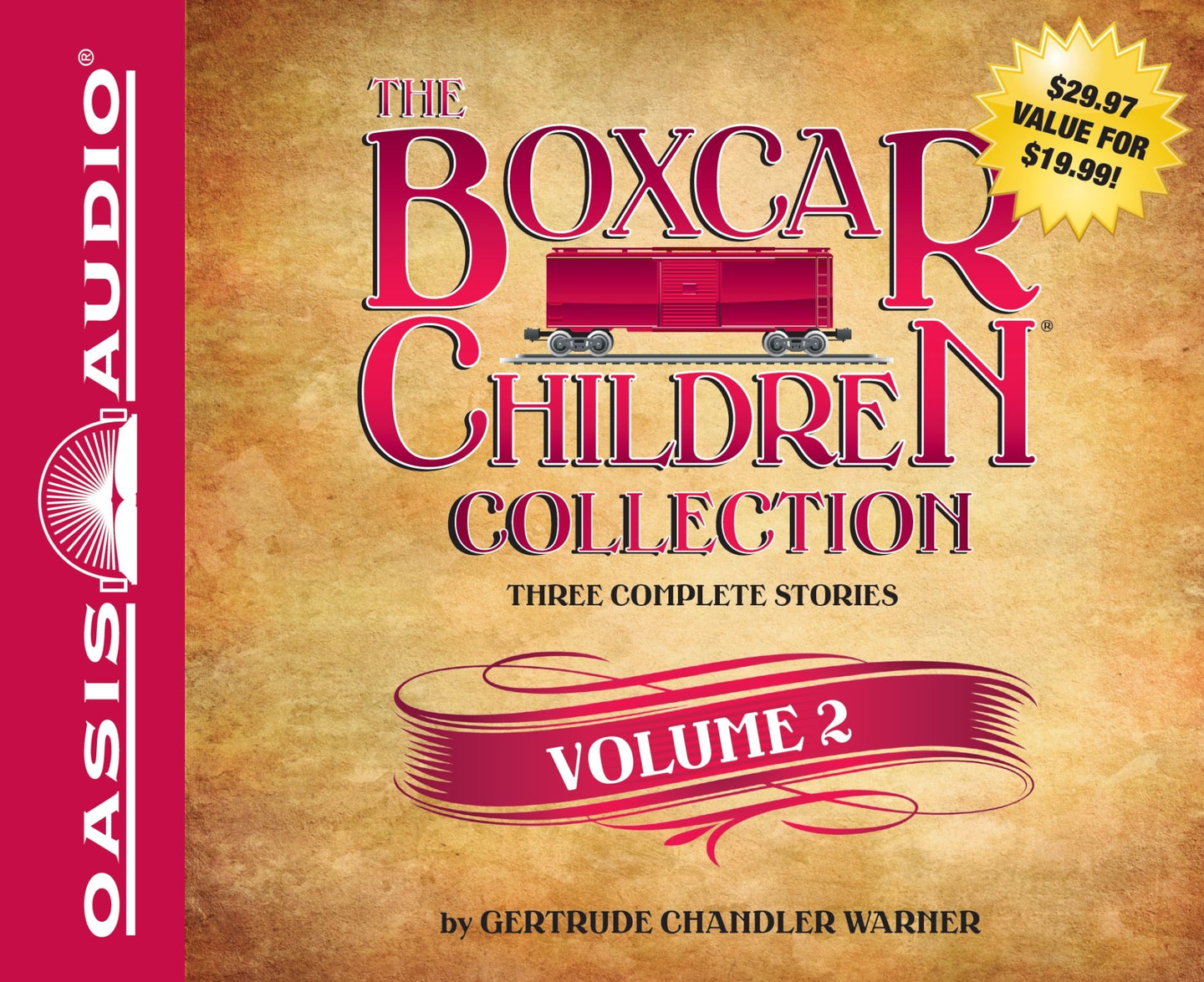 The Boxcar Children Collection Audio CD: Volume 2 (New) - Little Green Schoolhouse Books
