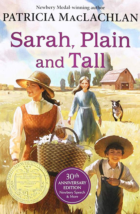 Sarah Plain and Tall By Patricia MacLachlan (Used-Good) - Little Green Schoolhouse Books