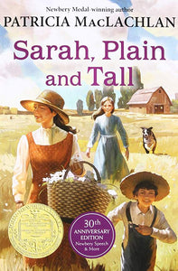 Sarah Plain and Tall By Patricia MacLachlan (Used-Worn/Acceptable) - Little Green Schoolhouse Books