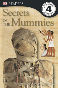 Secrets of the Mummies- DK Reader Level 4 (Used) - Little Green Schoolhouse Books