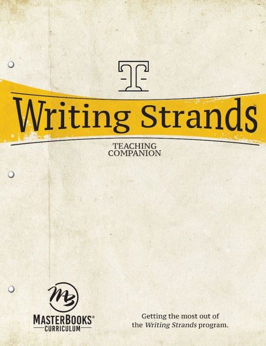 Writing Strands: Teaching Companion  (New)