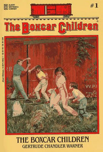 The Boxcar Children #1 By Gertrude Chandler Warner (Used) - Little Green Schoolhouse Books