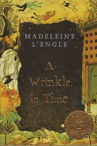 A Wrinkle In Time  by: Madeleine L'Engle (Used-Worn/Acceptable) - Little Green Schoolhouse Books