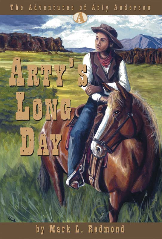 Arty's Long Day by Mark L. Redmond (Used-Good) - Little Green Schoolhouse Books