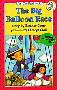 The Big Balloon Race by Eleanor Coerr (Used) - Little Green Schoolhouse Books