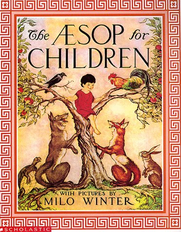 The Aesop for Children (Used) - Little Green Schoolhouse Books