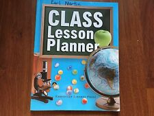 CLASS Lesson Planner (previous edition) (used-like new) - Little Green Schoolhouse Books