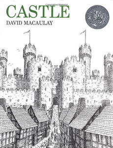 Castle by David Macaulay (Used-Good) - Little Green Schoolhouse Books