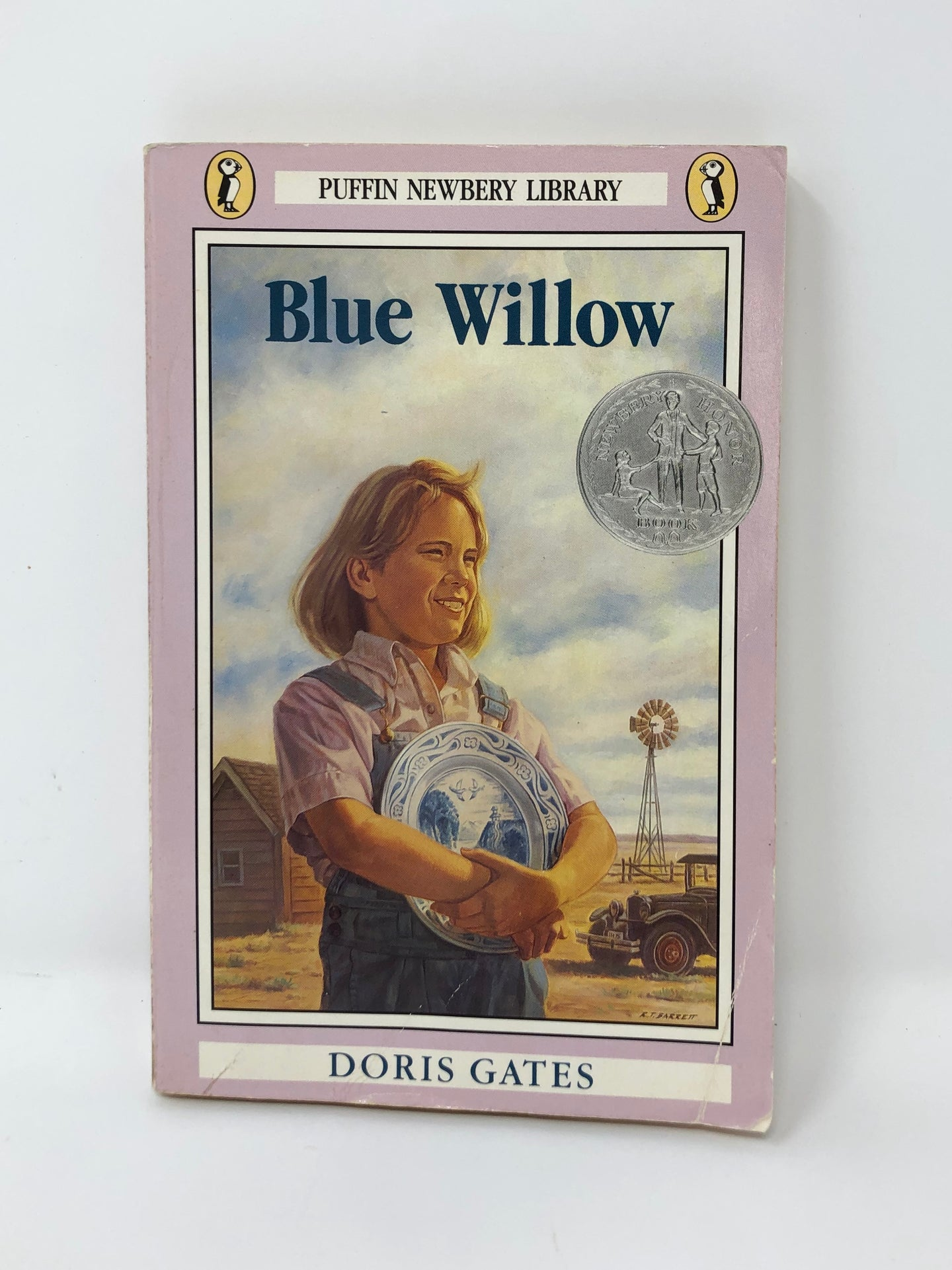 Blue Willow-Doris Gates (Used-Good) - Little Green Schoolhouse Books