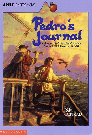 Pedro's Journal by Pam Conrad (Used) - Little Green Schoolhouse Books