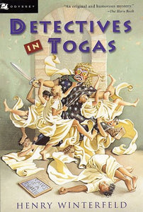 Detectives in Togas by Henry Winterfeld (Used-Good) - Little Green Schoolhouse Books