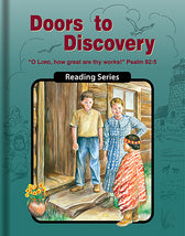 Christian Light Publications: Doors To Discovery Reader, Grade 3 (used-like new) - Little Green Schoolhouse Books