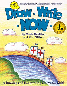 Draw Write Now Book 2: Christopher Columbus-Autumn Harvest-The Weather (Used-Like New) - Little Green Schoolhouse Books