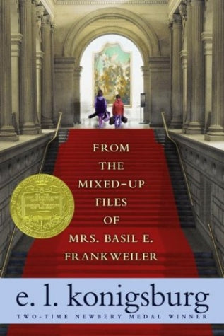 From The Mixed-Up Files of Mrs. Basil E. Frankweiler (Used) - Little Green Schoolhouse Books