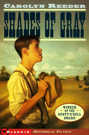 Shades of Gray By Carolyn Reeder (Used - Good) - Little Green Schoolhouse Books