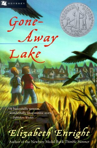 Gone-Away Lake by Elizabeth Enright (Used) - Little Green Schoolhouse Books