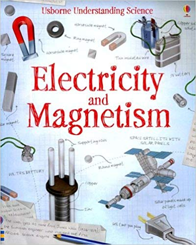 Electricity and Magnetism: Usborne Understanding Science (Used-Like New) - Little Green Schoolhouse Books