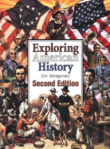 Exploring American History (Second Edition) (Used - Like New) - Little Green Schoolhouse Books
