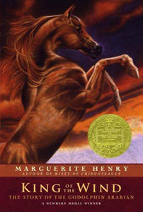 King of the Wind: Marguerite Henry (Used) - Little Green Schoolhouse Books