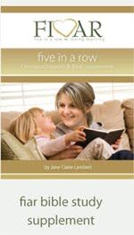 Five In A Row Christian Character and Bible Study Supplement (Used-Like New) - Little Green Schoolhouse Books