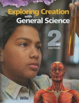 Apologia General Science Textbook 2nd Edition (Used-Like New) - Little Green Schoolhouse Books