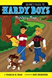 The Hardy Boys Secret Files #3 - Mystery Map - by Franklin W. Dixon (New) - Little Green Schoolhouse Books