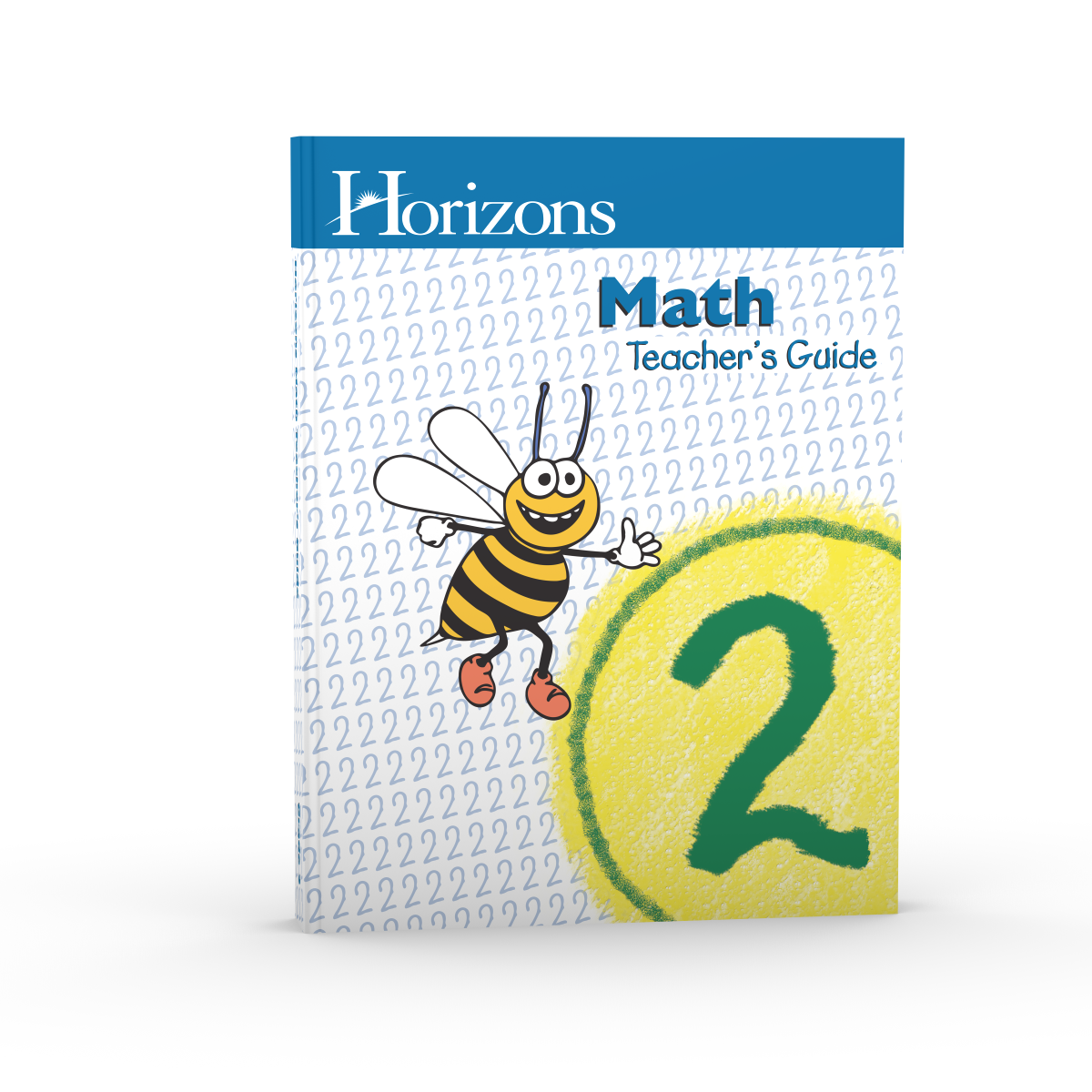 Horizons Math Teacher's Guide 2 (Used-Good) - Little Green Schoolhouse Books