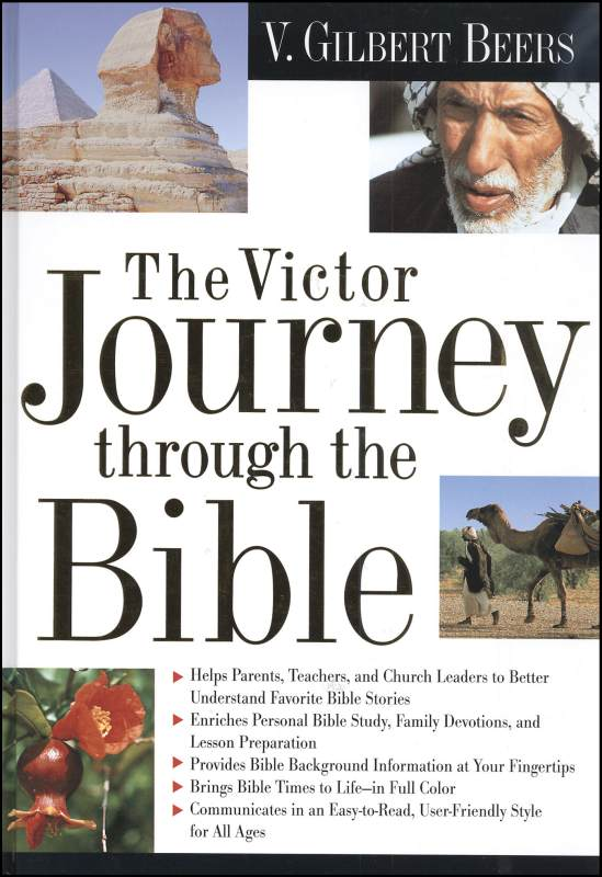 The Victor Journey through the Bible (Used-Like New) - Little Green Schoolhouse Books
