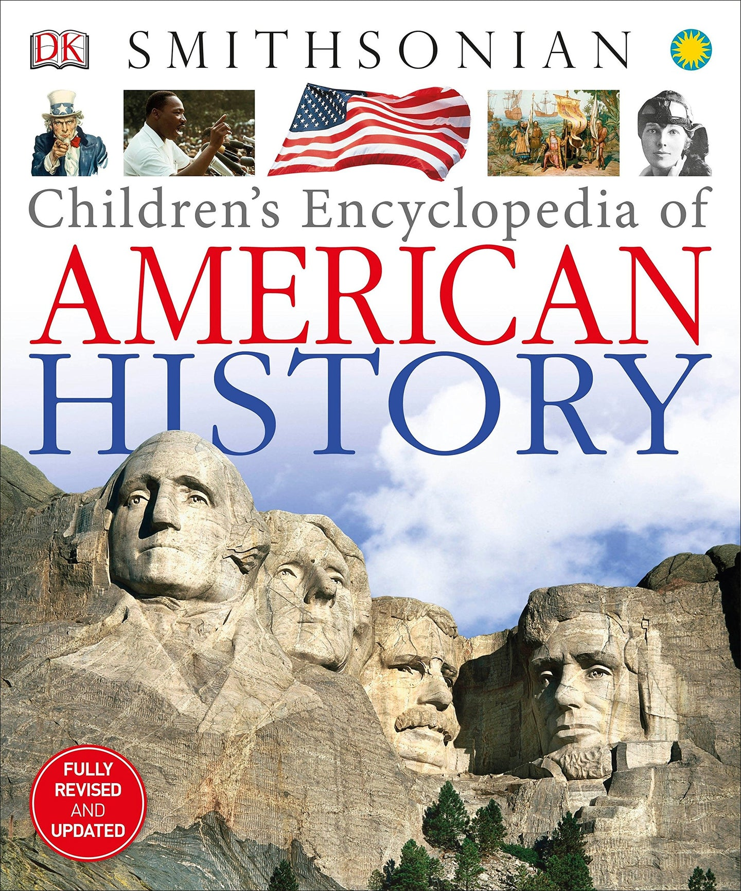Children's Encyclopedia of American History DK (Used -Worn/Acceptable) - Little Green Schoolhouse Books