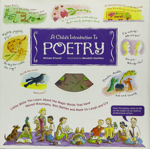 A Child's Introduction to Poetry by Michael Driscoll (2003 Edition) (Used-Like New) - Little Green Schoolhouse Books