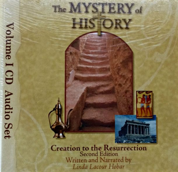 The Mystery of History Volume 1 (2nd edition) Audio Set (Used) - Little Green Schoolhouse Books
