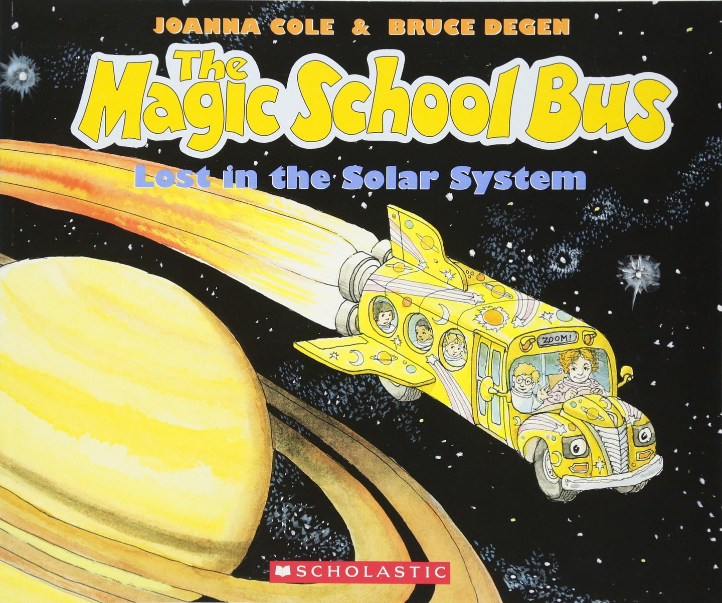 The Magic School Bus Lost in the Solar System (Used) - Little Green Schoolhouse Books